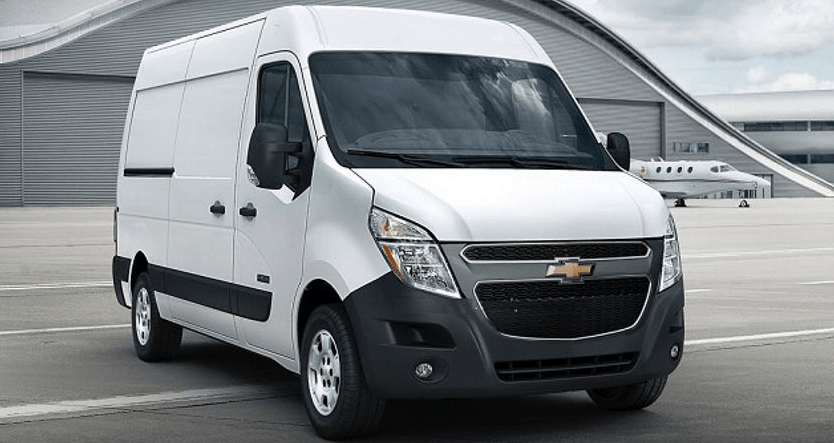 58 New Chevrolet Express Van 2020 Concept And Review