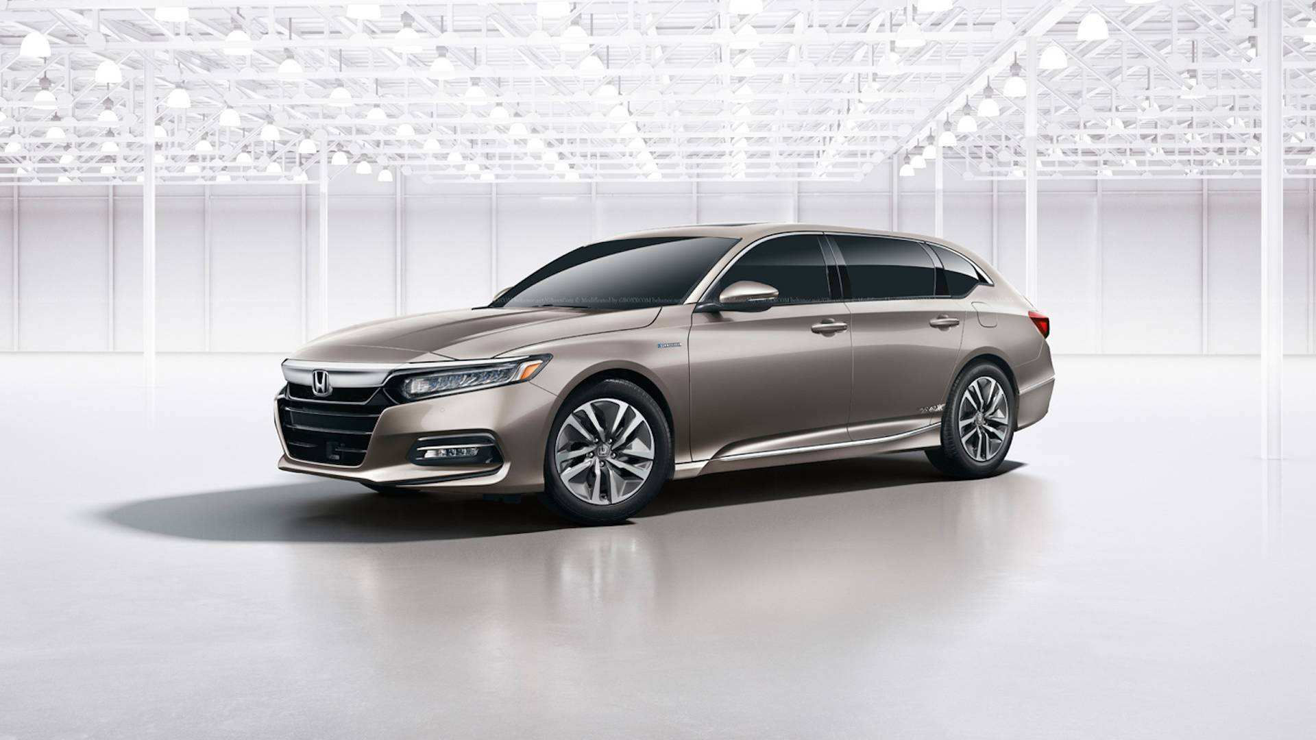 58 New Honda Wagon 2020 Specs And Review