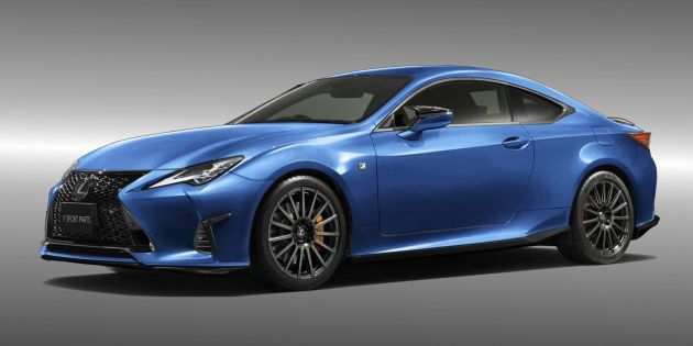 58 New Lexus 2019 Coupe Redesign