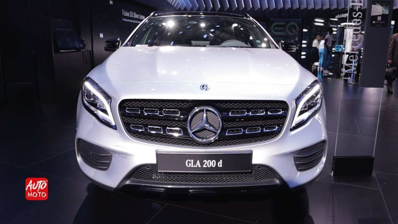 58 New Mercedes Gla 2019 Interior Price Design And Review