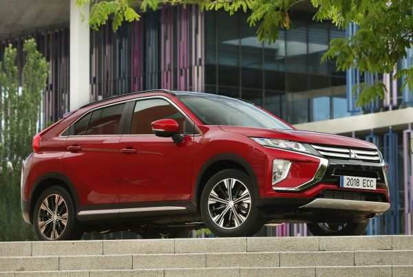 58 New Mitsubishi Eclipse Cross Hybrid 2020 Price Design And Review
