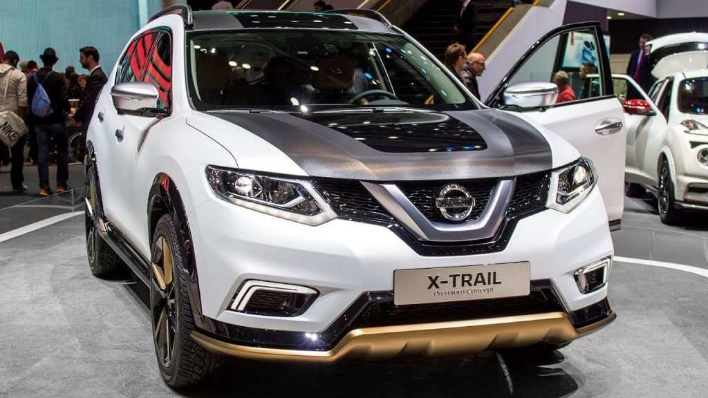 58 New Nissan Rogue Redesign 2020 Model