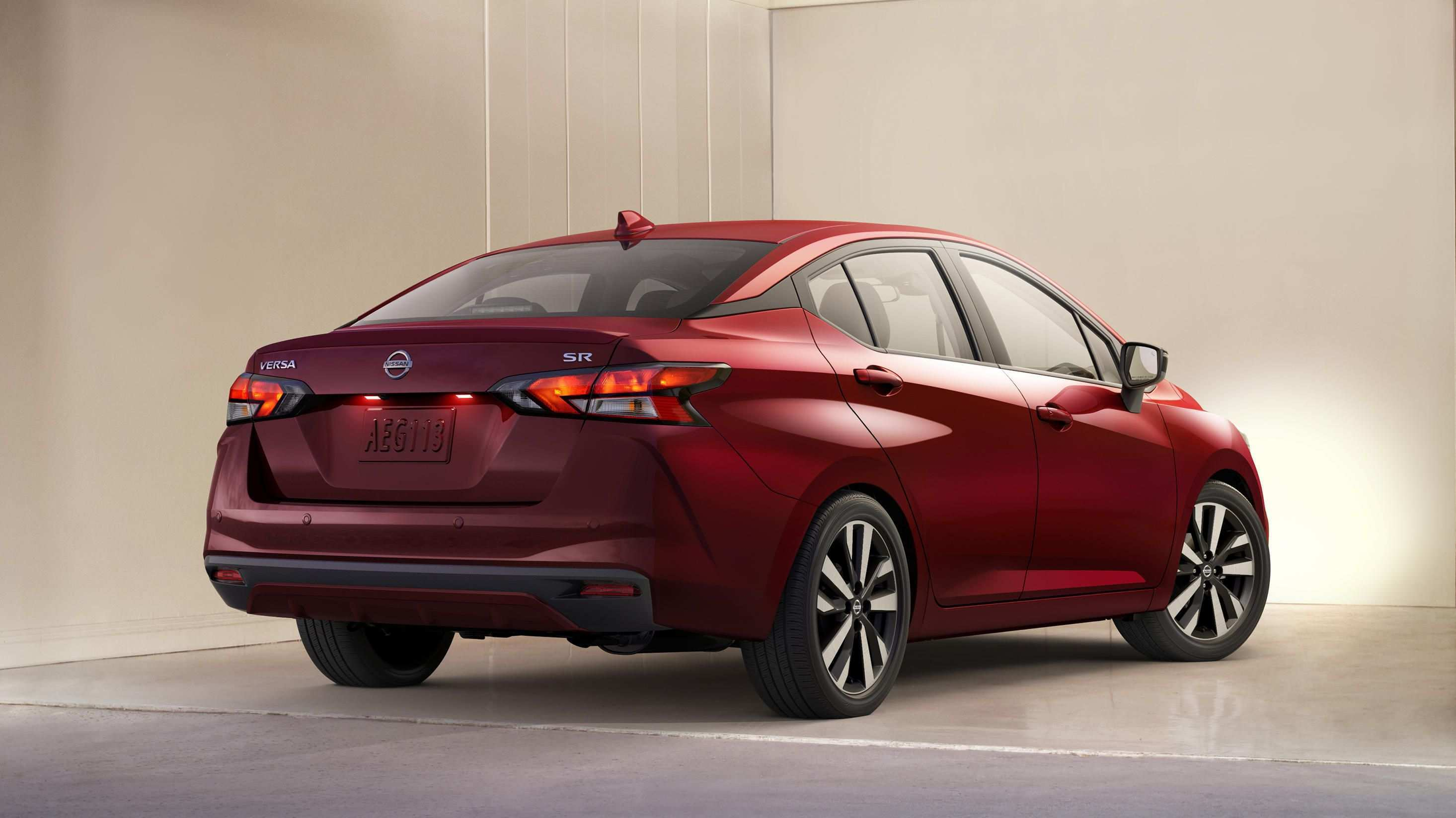 58 New Nissan Versa Sedan 2020 Price Design And Review