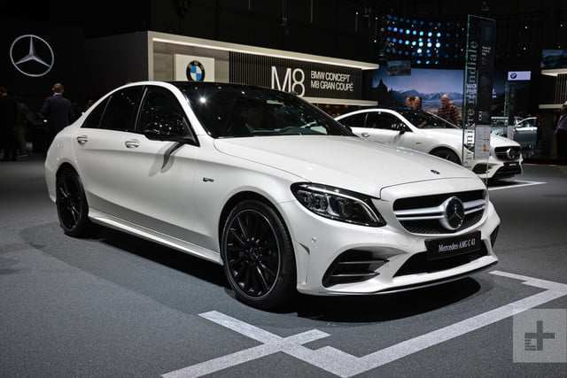58 New The New Mercedes C Class 2019 First Drive