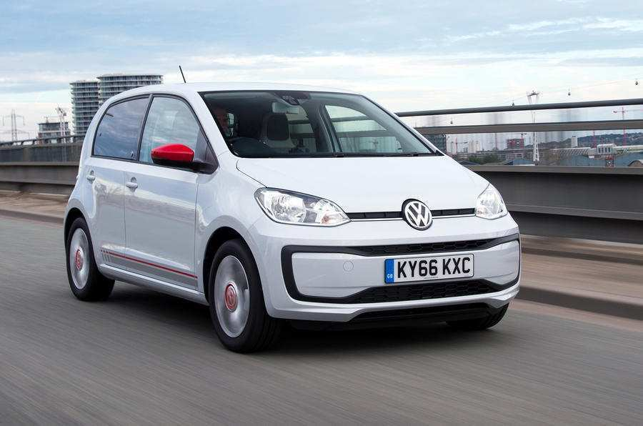 58 New Vw Up 2019 Exterior
