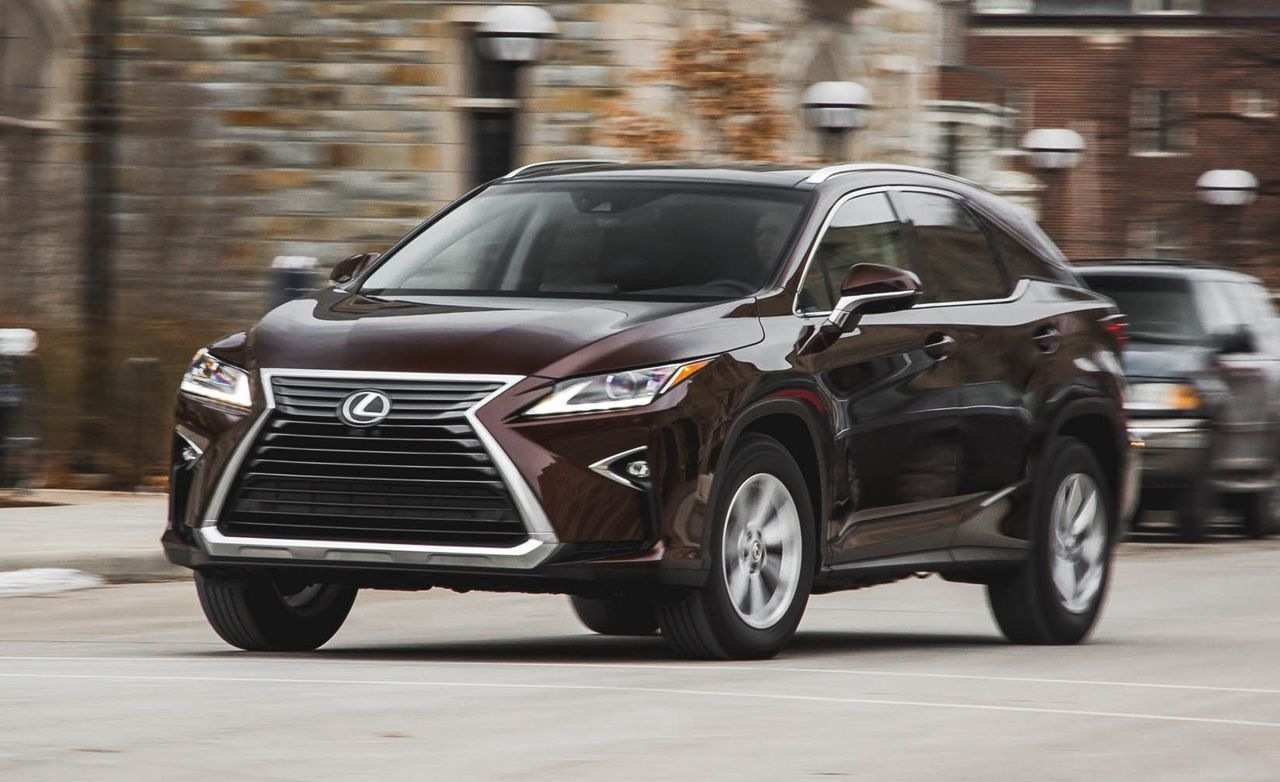58 New When Will The 2020 Lexus Rx 350 Be Available Interior