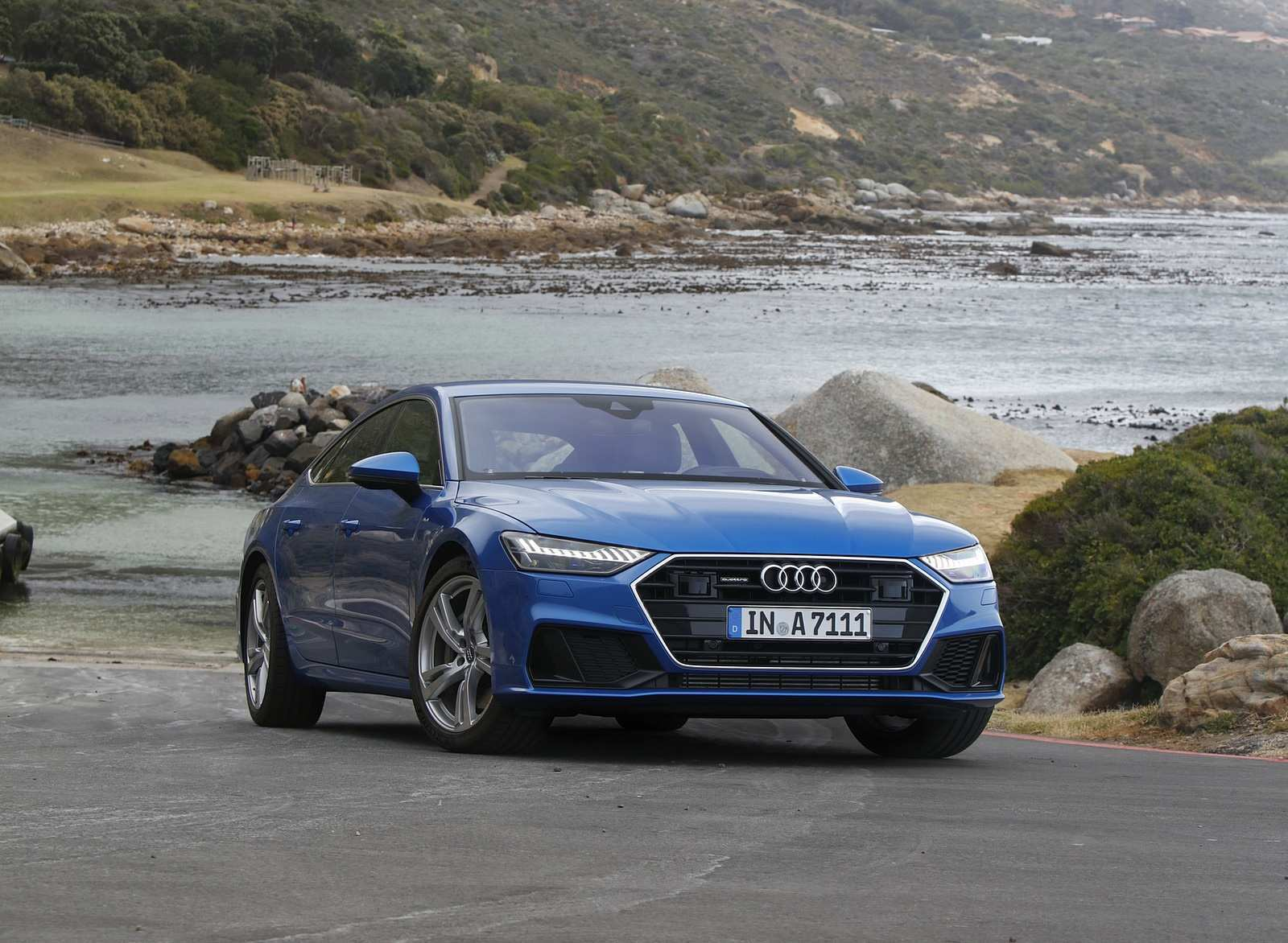 58 The 2019 Audi A7 Colors First Drive