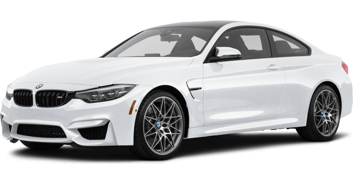 58 The 2019 BMW M4 Interior