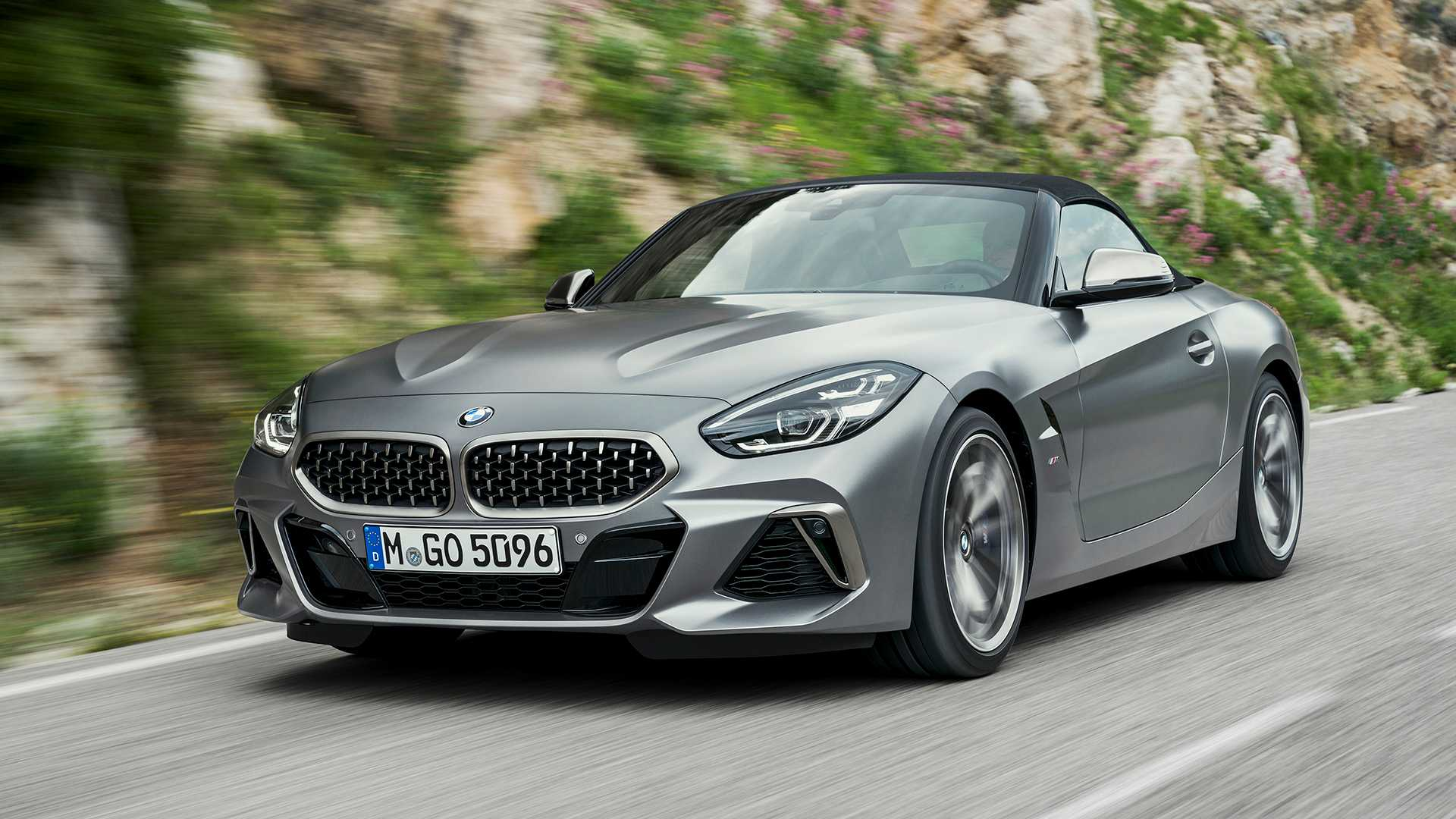 58 The 2019 BMW Z4 Ratings