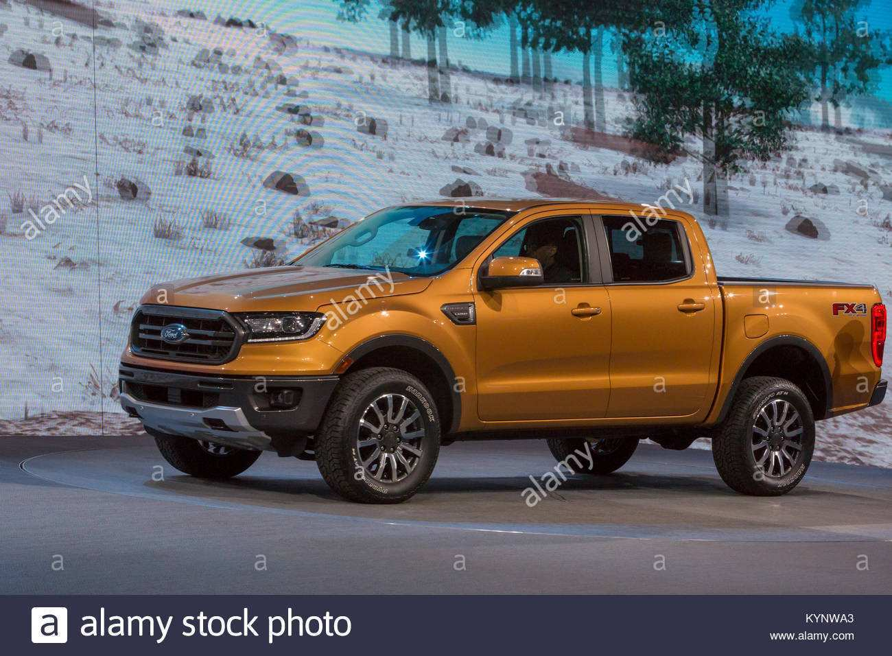 58 The 2019 Ford Ranger Usa Review And Release Date
