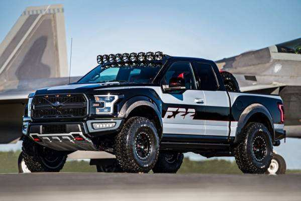 58 The 2019 Ford Svt Bronco Raptor Research New