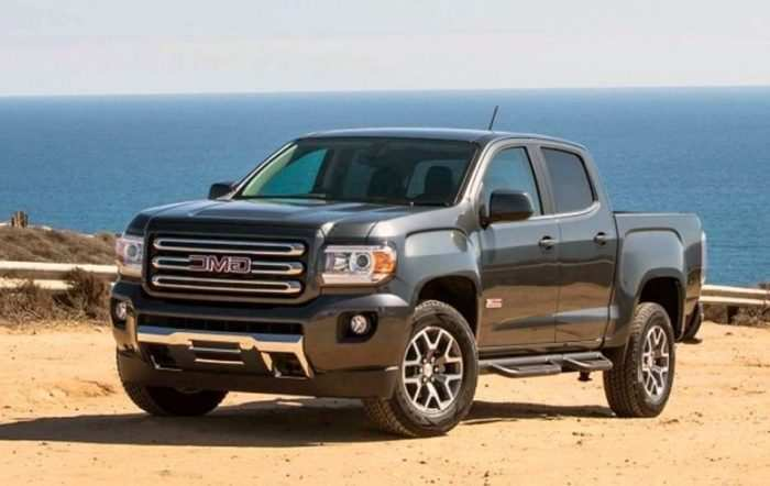 58 The 2019 Gmc Canyon Diesel New Model And Performance