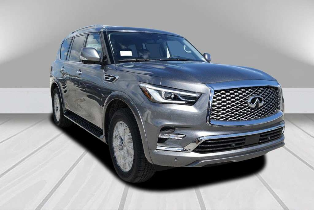 58 The 2019 Infiniti Qx80 Suv Picture