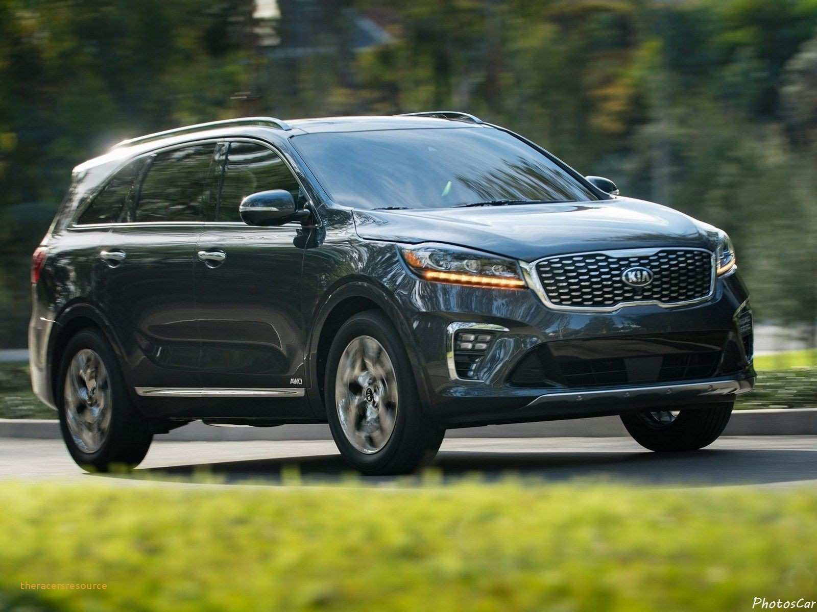 58 The 2019 KIA SportageSpy Shots Redesign And Review