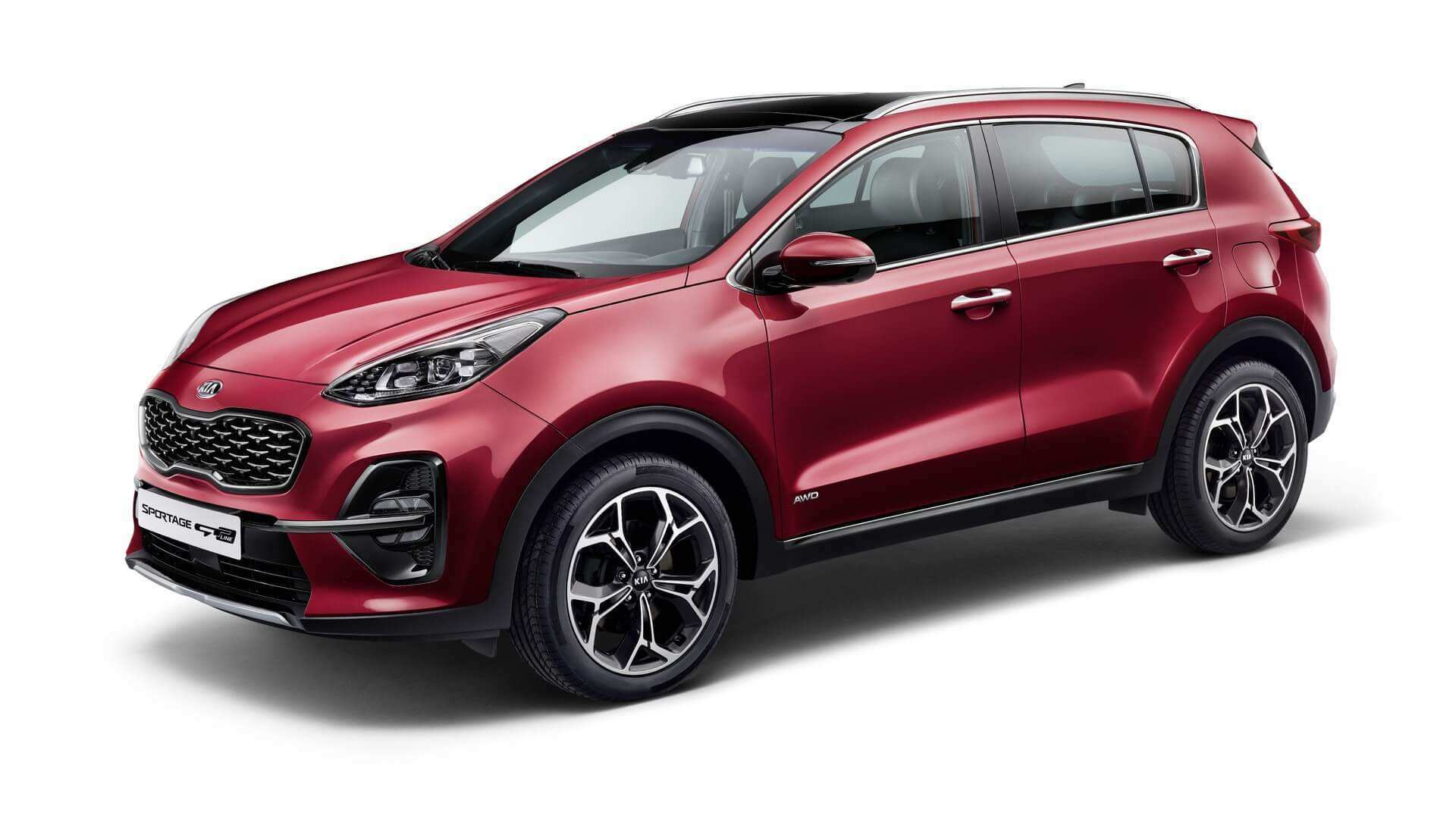 58 The 2019 Kia Sportage Concept And Review