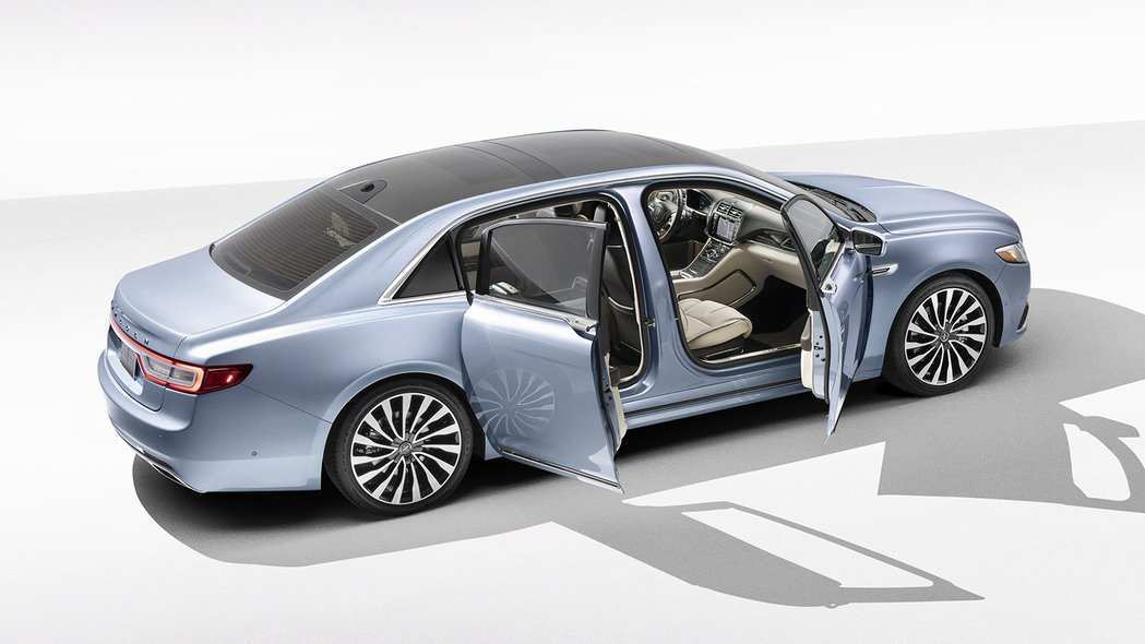 58 The 2019 Lincoln Continental Engine