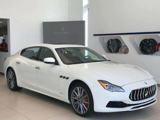 58 The 2019 Maserati Quattroportes Price