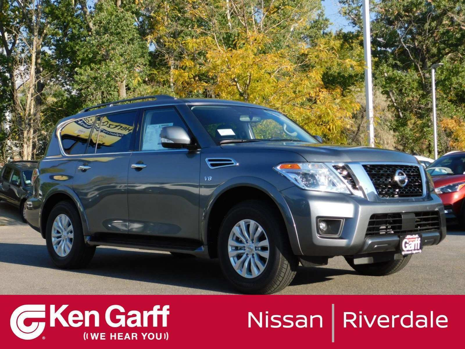 58 The 2019 Nissan Armada New Model And Performance