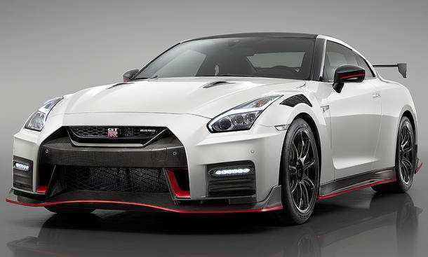 58 The 2019 Nissan Gt R Research New