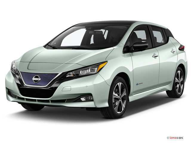 58 The 2019 Nissan Leaf Review Spy Shoot