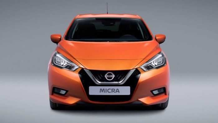 58 The 2019 Nissan March Mexico Columbia New Concept