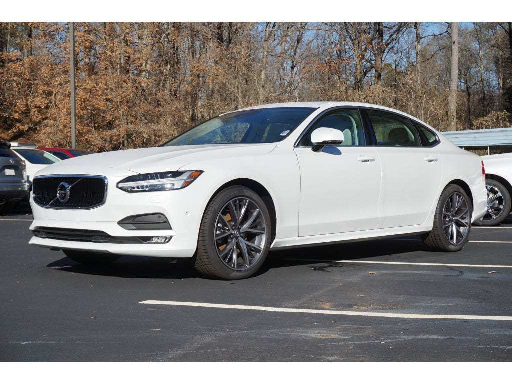 58 The 2019 Volvo S90 First Drive