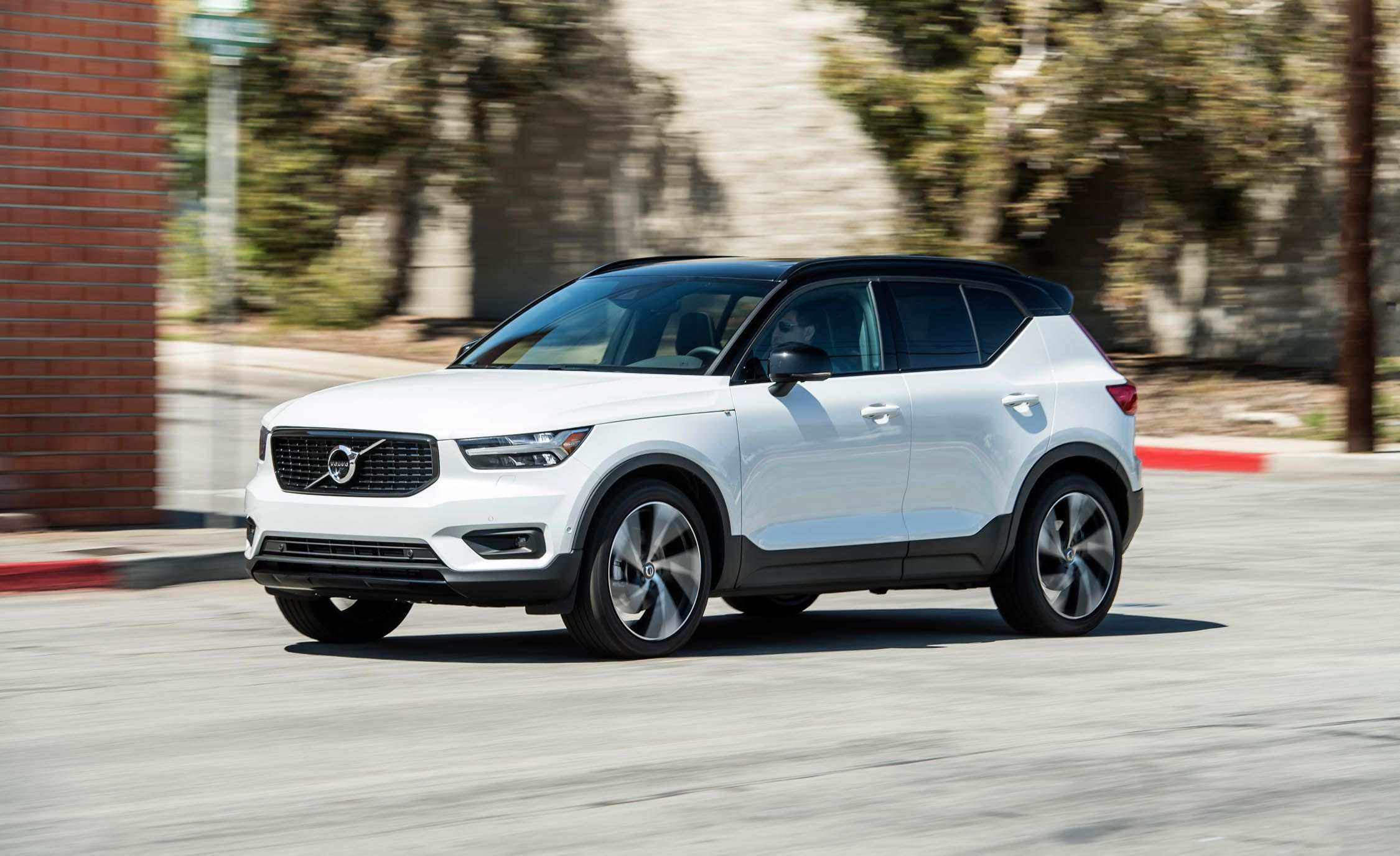 58 The 2019 Volvo Xc40 Gas Mileage Configurations