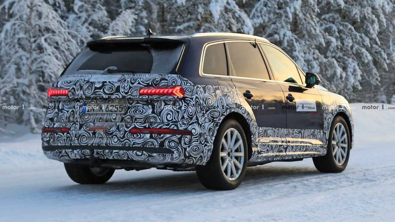 58 The 2020 Audi Q7 Redesign And Concept
