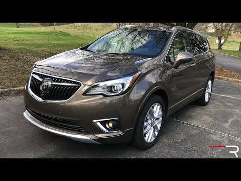 58 The 2020 Buick Envision Avenir Release Date
