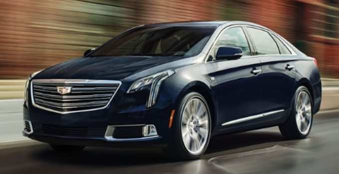 58 The 2020 Candillac Xts Exterior And Interior