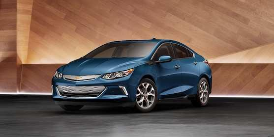 58 The 2020 Chevy Volt Review