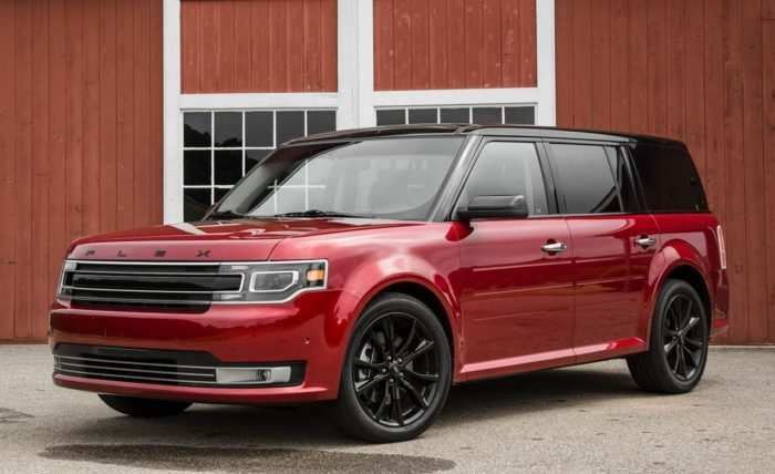 58 The 2020 Ford Flex Price Design And Review