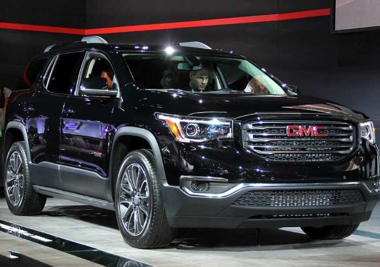 58 The 2020 GMC Envoy Research New