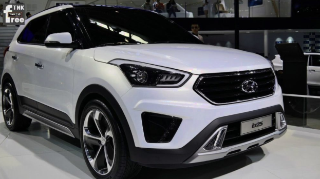 58 The 2020 Hyundai Veracruz Picture