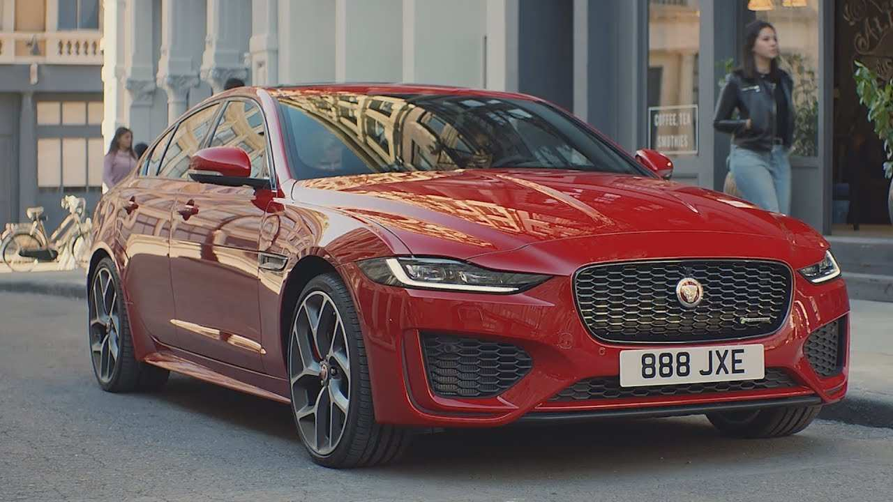 58 The 2020 Jaguar Xe Sedan Configurations