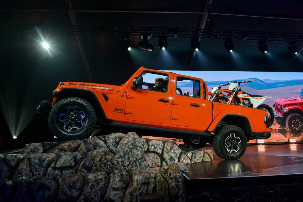 58 The 2020 Jeep Gladiator Hercules New Model And Performance