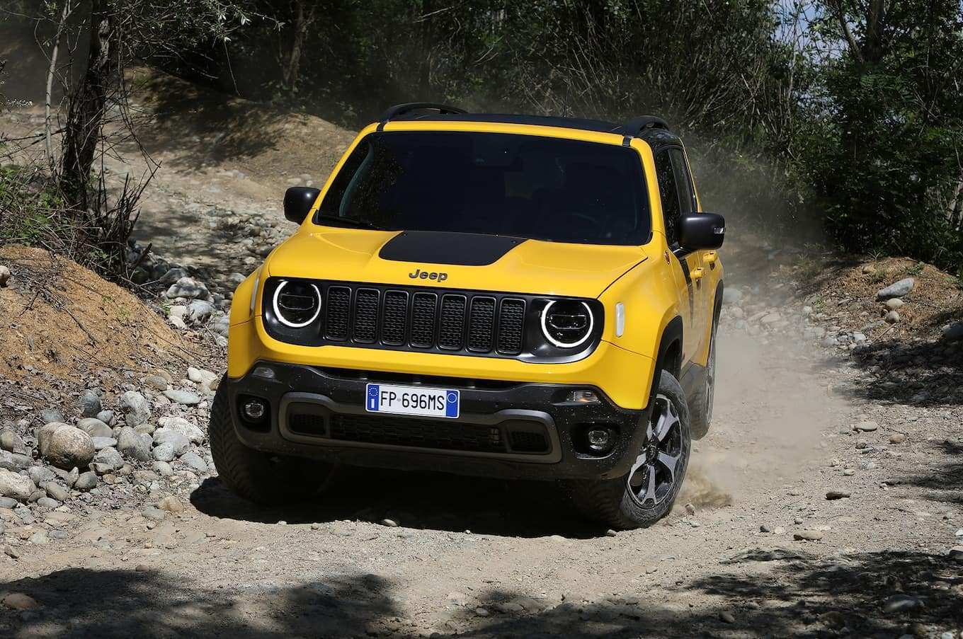 58 The 2020 Jeep Renegade Price And Review