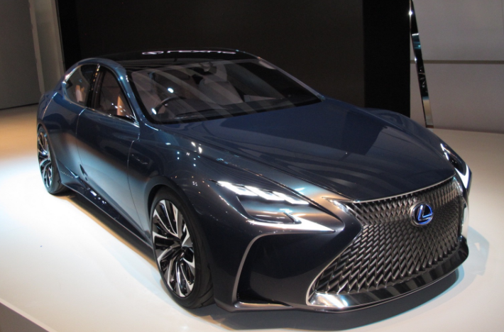 58 The 2020 Lexus LS Price