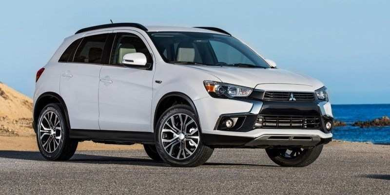 58 The 2020 Mitsubishi Outlander Sport Pictures