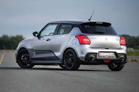 58 The 2020 New Suzuki Swift Sport Overview