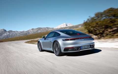 58 The 2020 Porsche 911 Carrera New Model And Performance