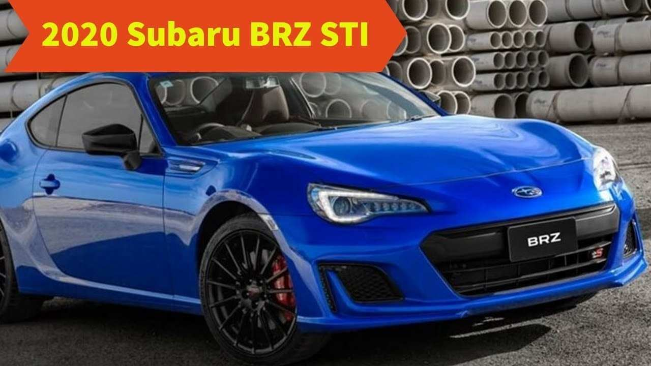 58 The 2020 Subaru Brz Sti Turbo Price