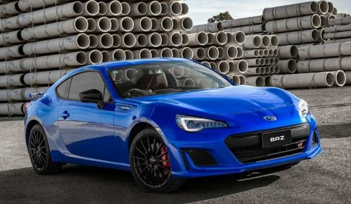 58 The 2020 Subaru Brz Sti Turbo Rumors