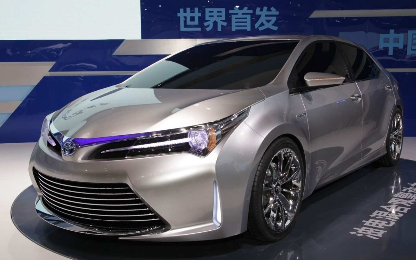 58 The 2020 Toyota Auris Overview