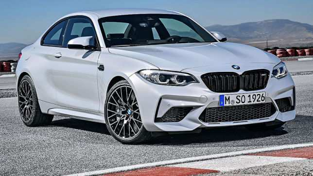 58 The BMW M2 Competition 2020 Concept And Review
