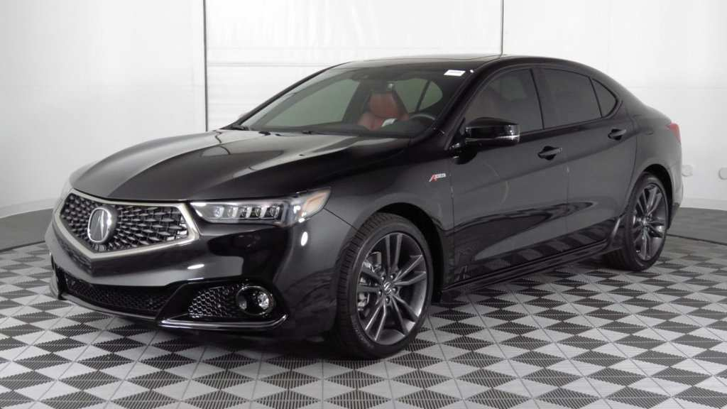58 The Best 2019 Acura TLX Exterior