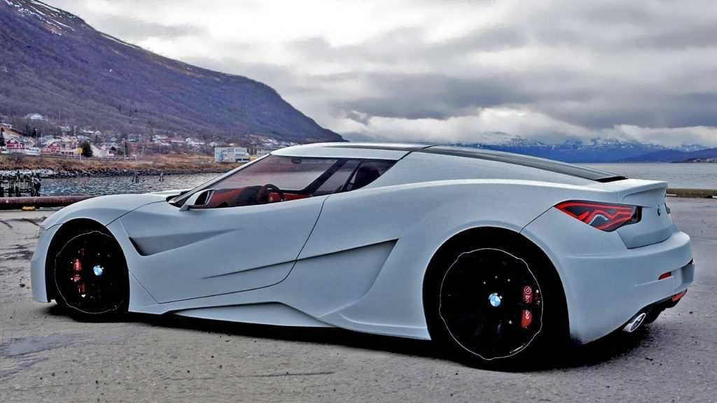 58 The Best 2019 BMW M9 Release Date And Concept