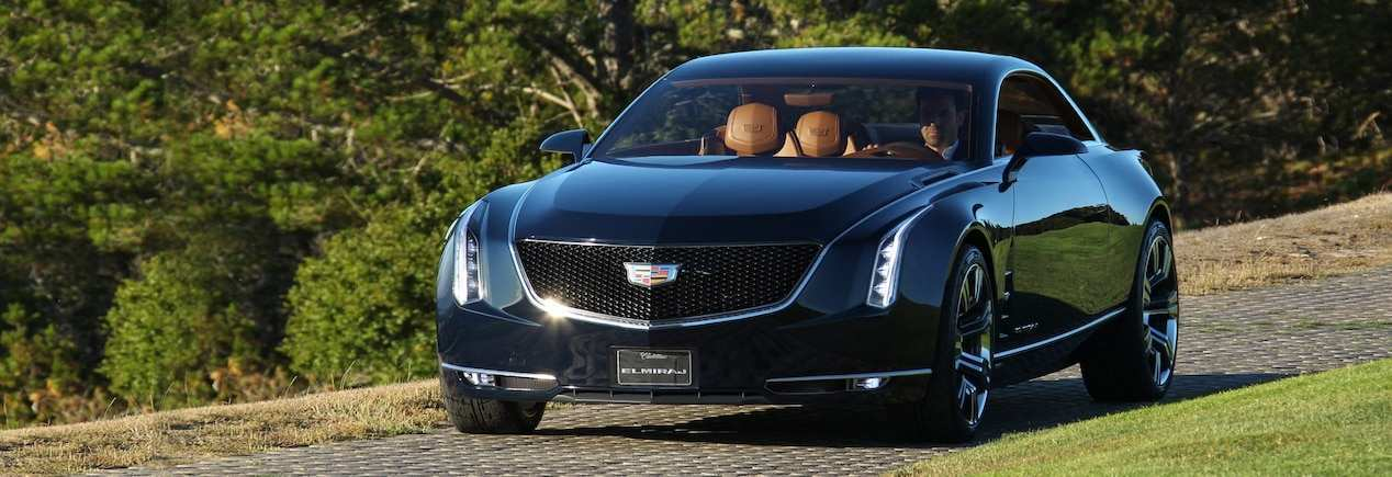 58 The Best 2019 Cadillac Elmiraj Spy Shoot