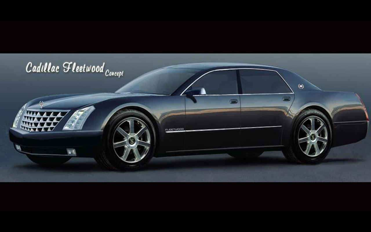 58 The Best 2019 Cadillac Fleetwood Series 75 Redesign