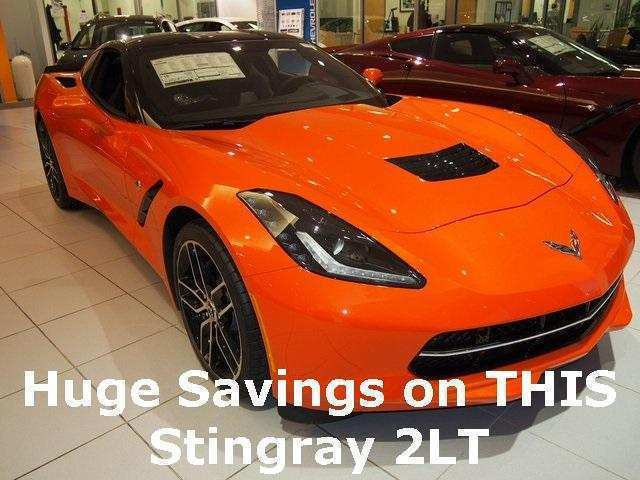 58 The Best 2019 Corvette Stingray Review And Release Date